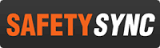 safety sync logo (Custom)